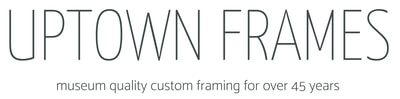 UPTOWN FRAMES new orleans custom picture framing